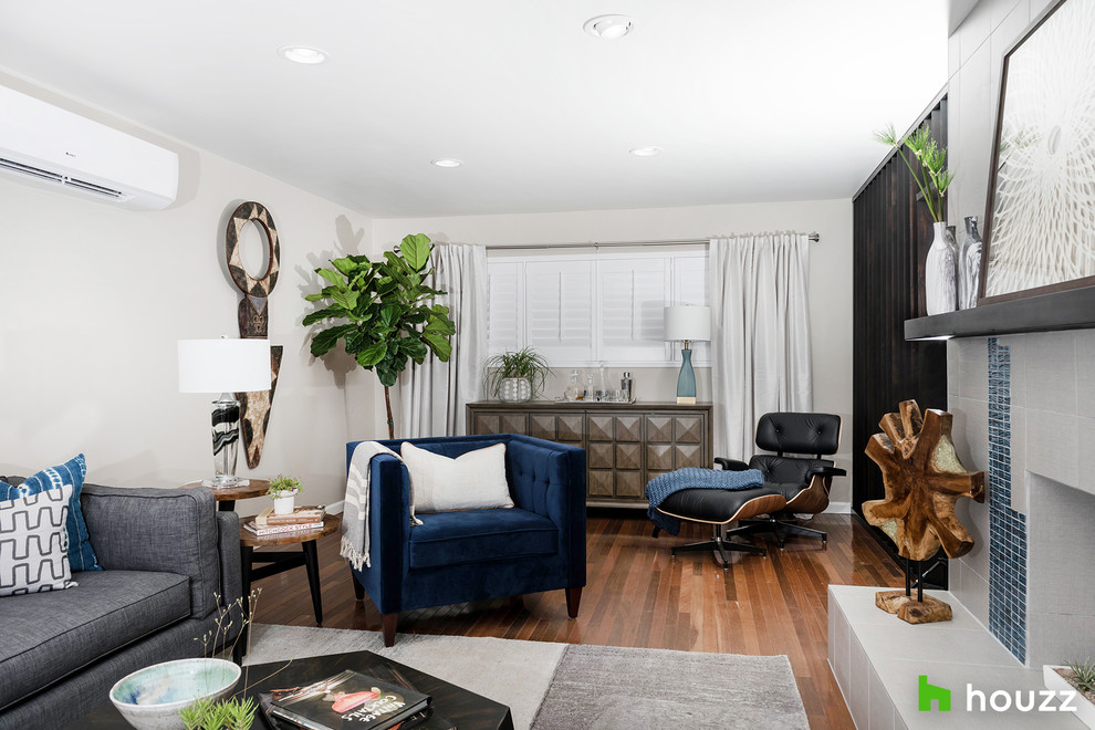 My Houzz: Actor Neil Patrick Harris Gives His Brother A Home Makeover By Samuel Design Group In Albuquerque, New Mexico